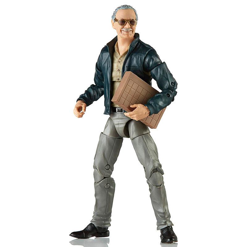 Marvel Stan Lee articulated figure 15cm - купить в Familand.