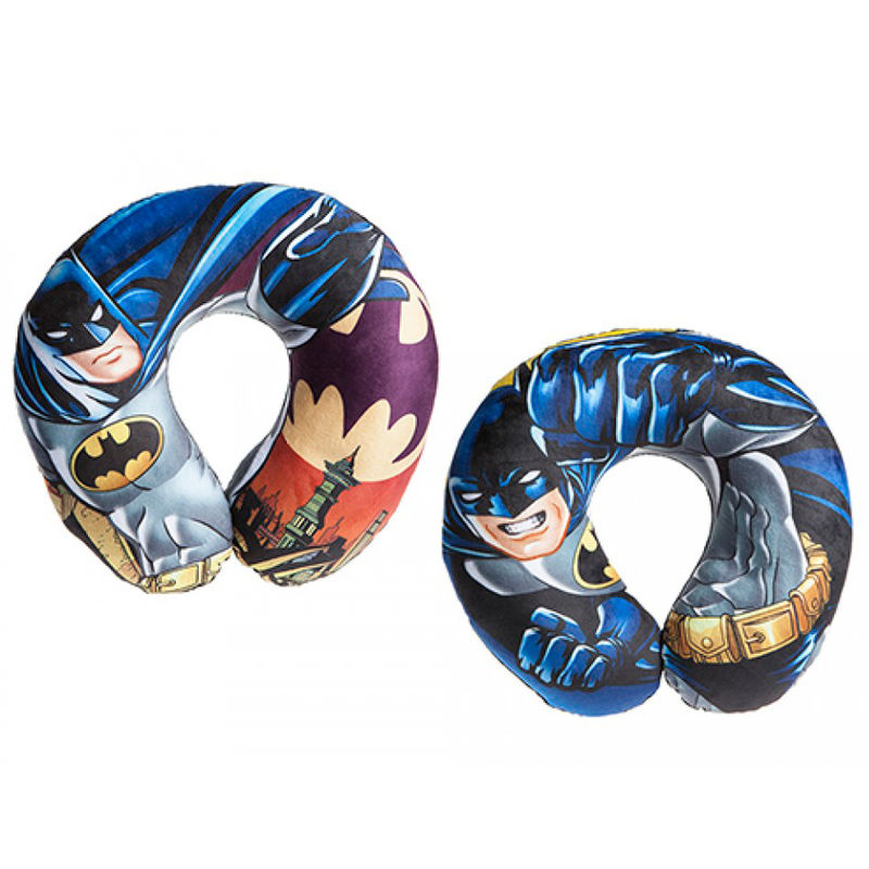 DC Comics Batman assorted neck cushion
