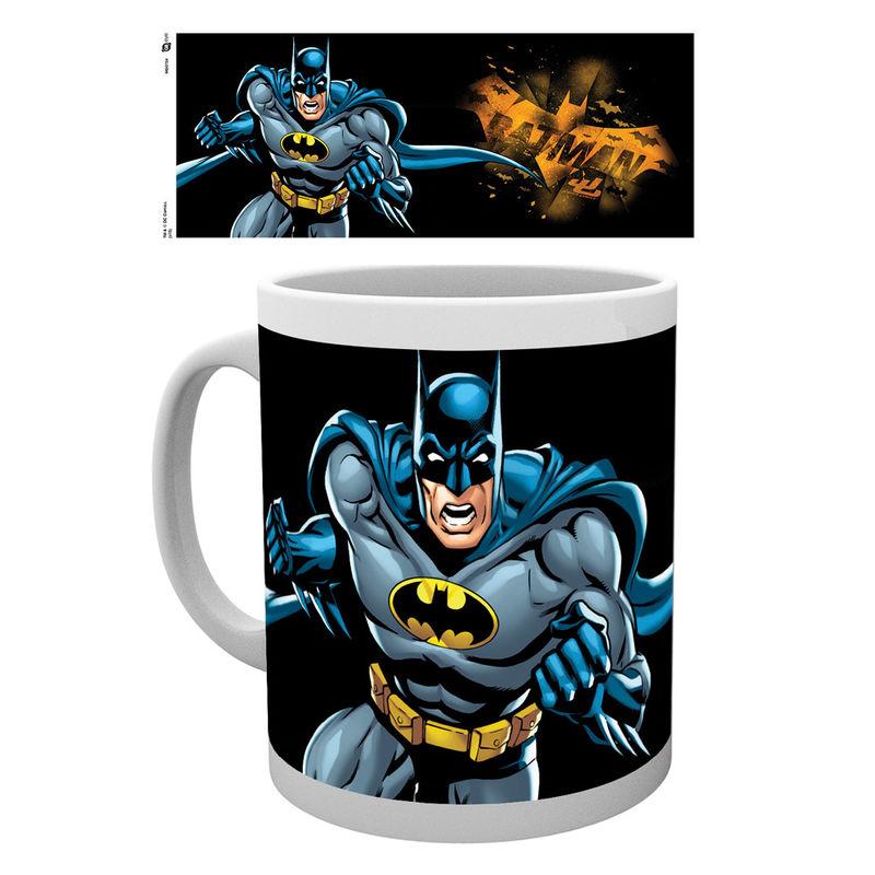 DC comics Justice League Batman mug