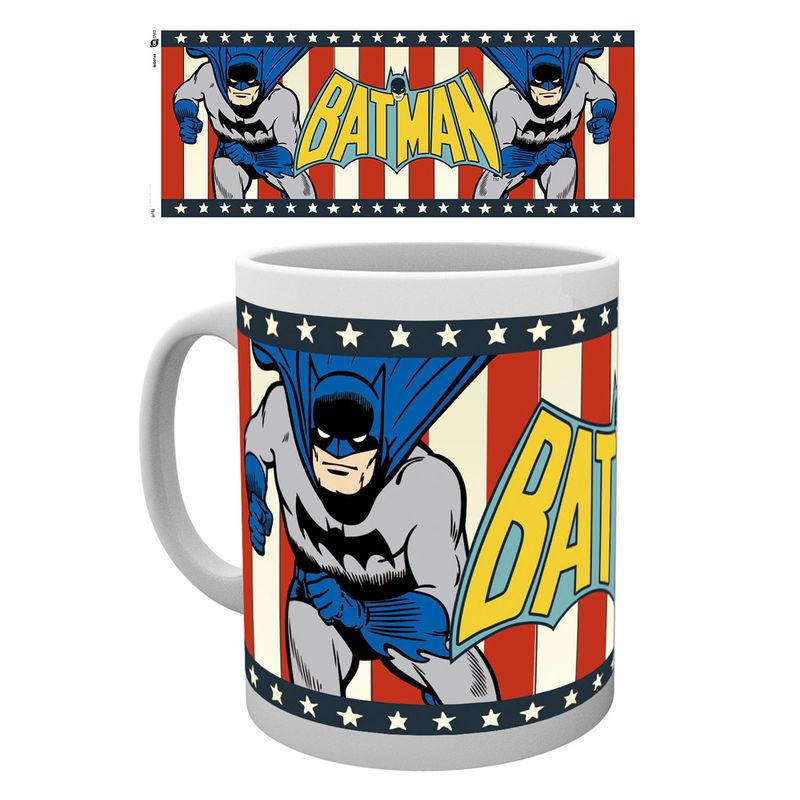 DC comics Batman vintage mug