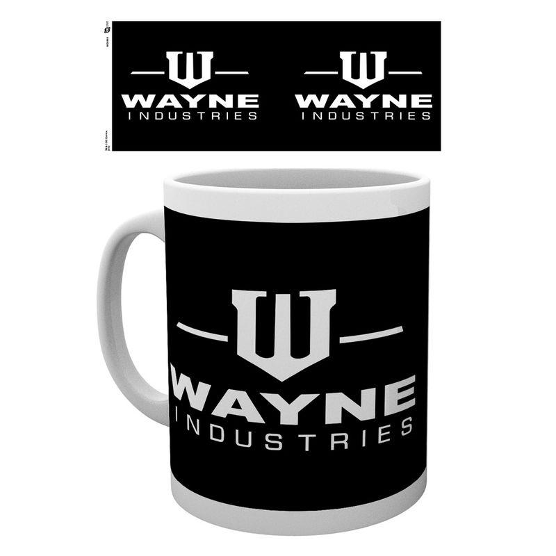 DC Comics Batman Wayne mug