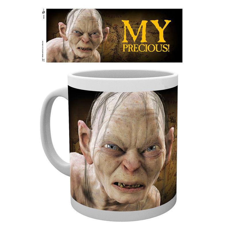 Lord of the Rings Gollum mug