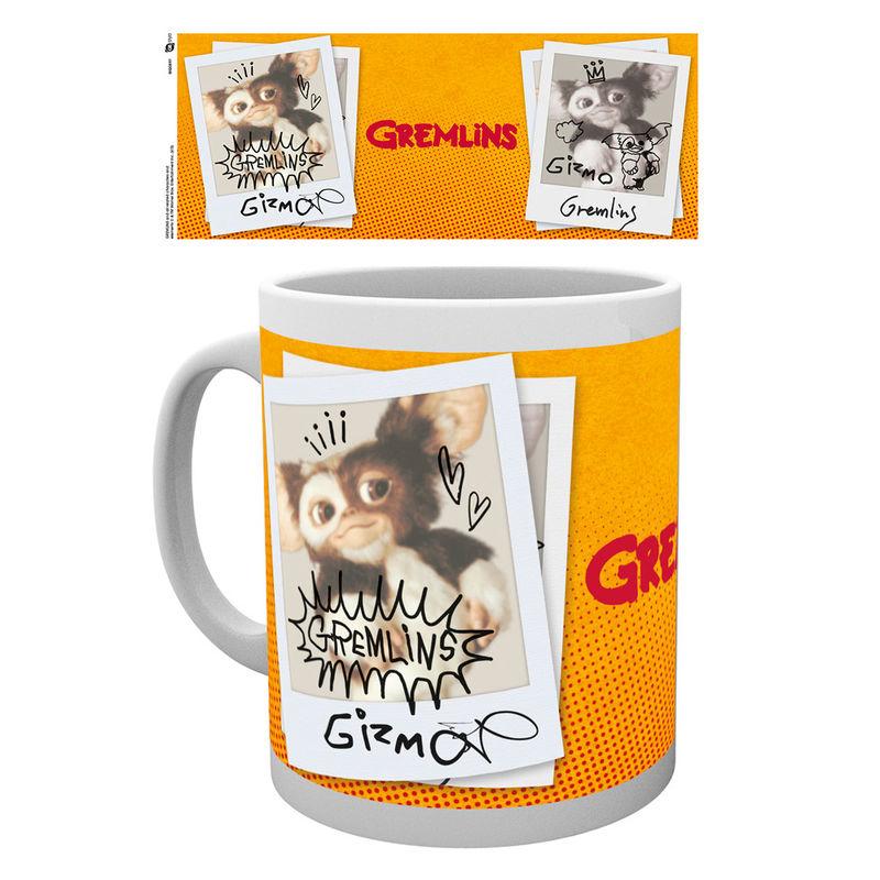 Gremlins Polaroid Gizmo mug