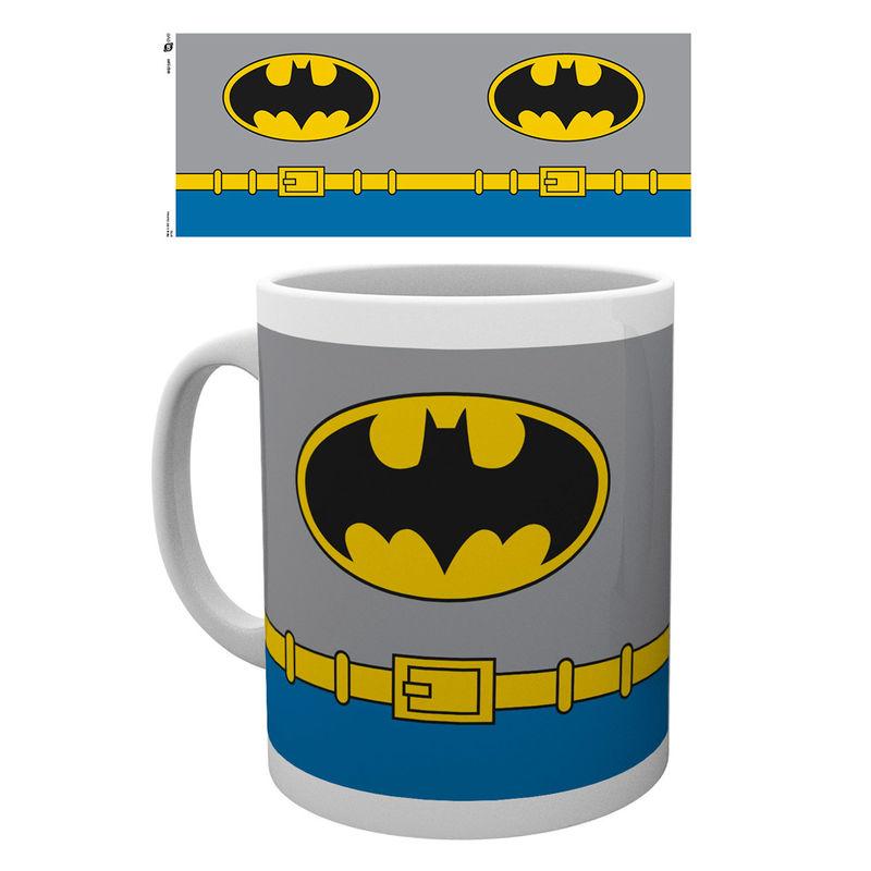 DC comics Batman Costume mug