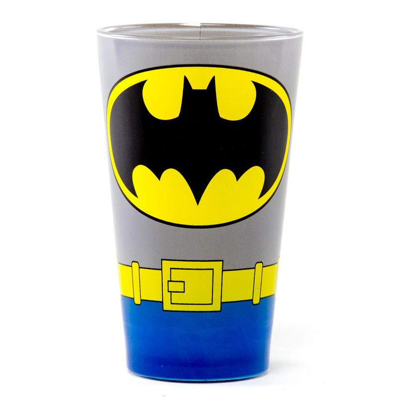 DC Comics Batman Costume Wrap coloured glass
