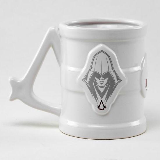 Assassins Creed Tankard 3D mug