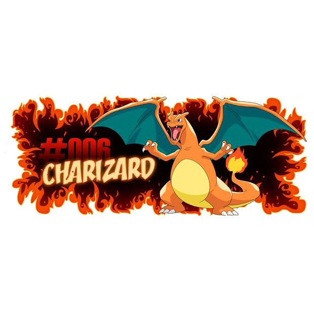 Pokemon Charizard Fire mug