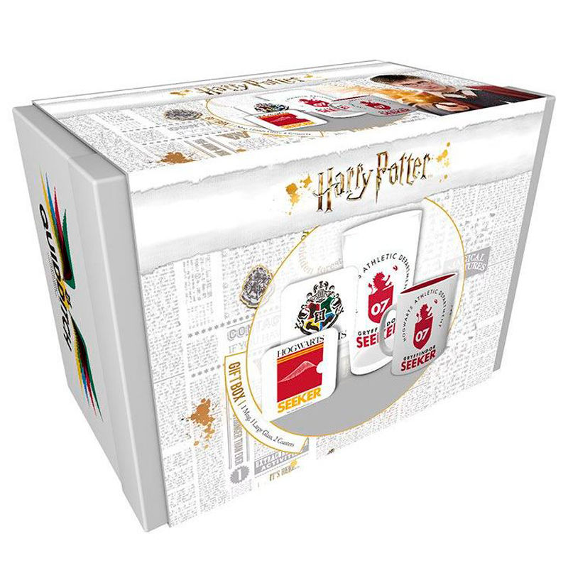 Harry Potter Quidditch gift box