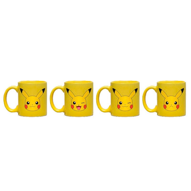 Pokemon Pikachu espresso cup set