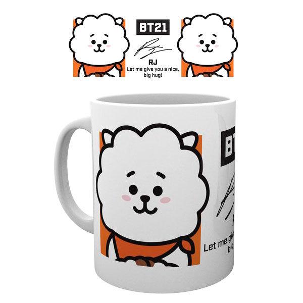 BT21 RJ mug