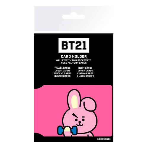 BT21 Cooky card holder
