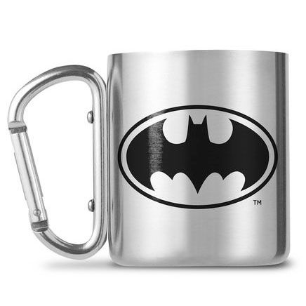 DC Comics Batman carabiner mugs