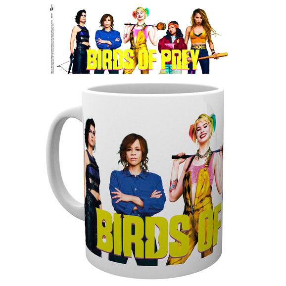 DC Comics Birds of Prey Group mug