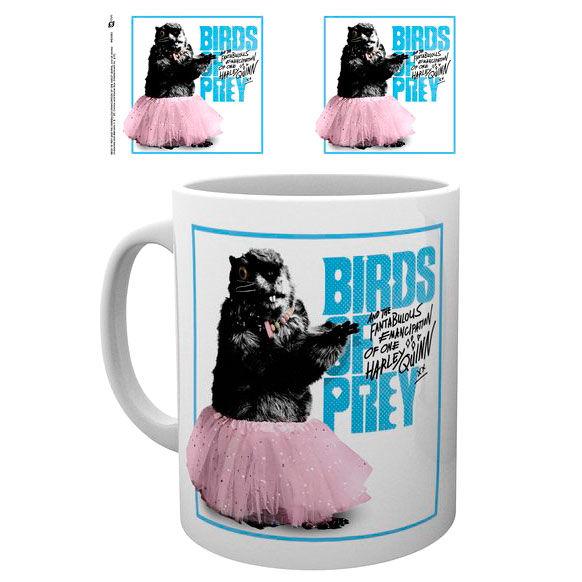 DC Comics Birds of Prey Tutu mug