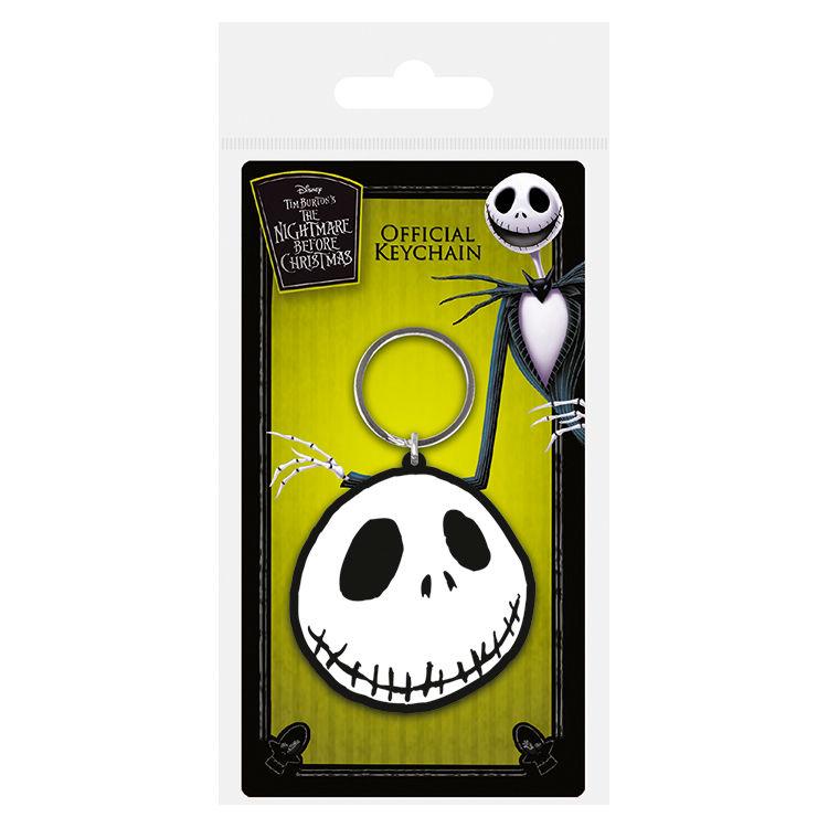 Disney Nightmare Before Christmas Jack keychain