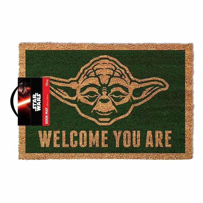 Star Wars Yoda Doormats