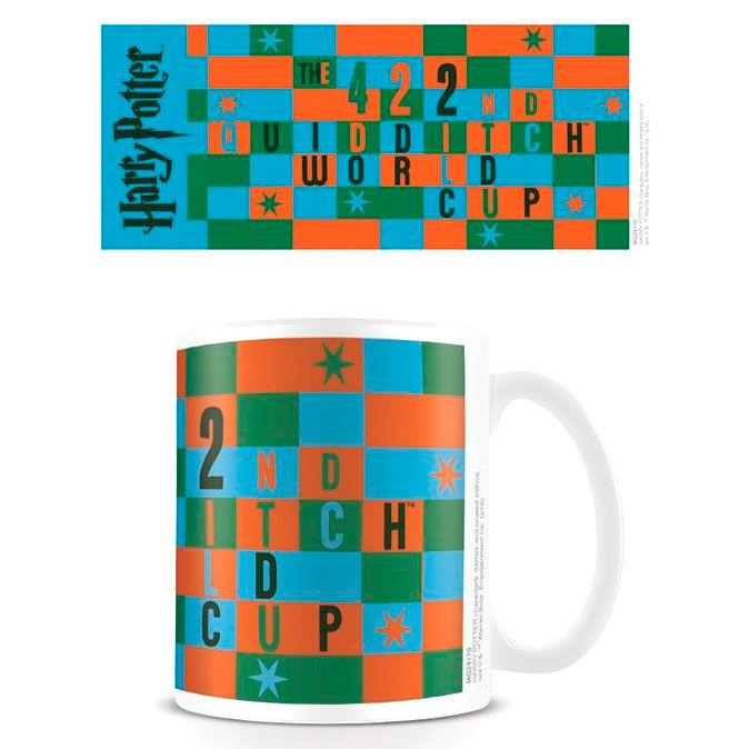 Harry Potter Quidditch mug