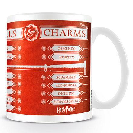 Harry Potter Spells & Charms mug