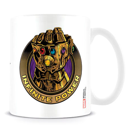 Marvel Avengers Infinity War Thanos mug