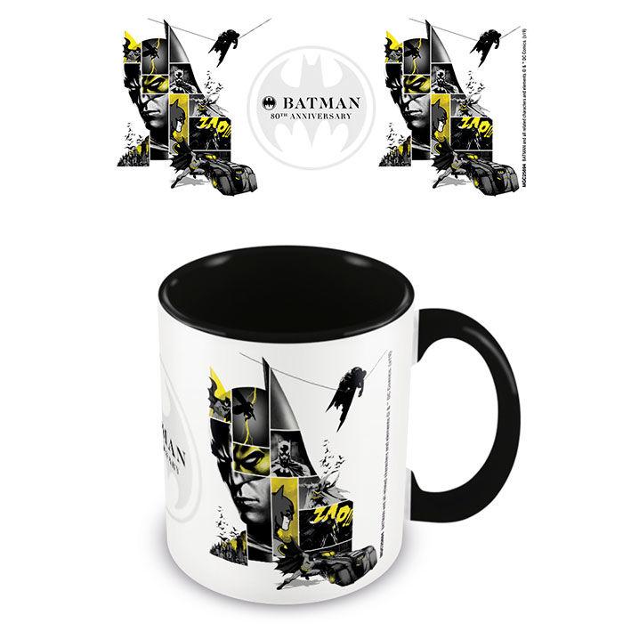 DC Comics Batman 80 Anniversary mug