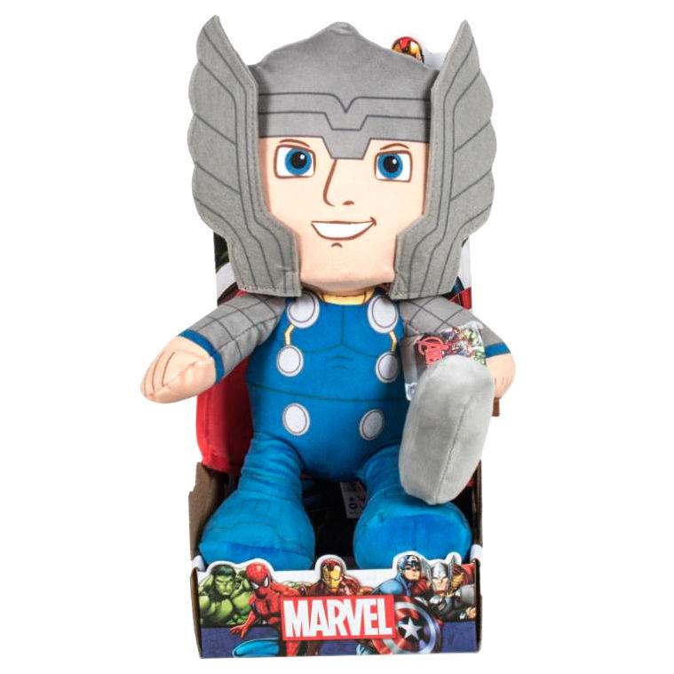 Marvel Avengers Thor Action plush toy 25cm
