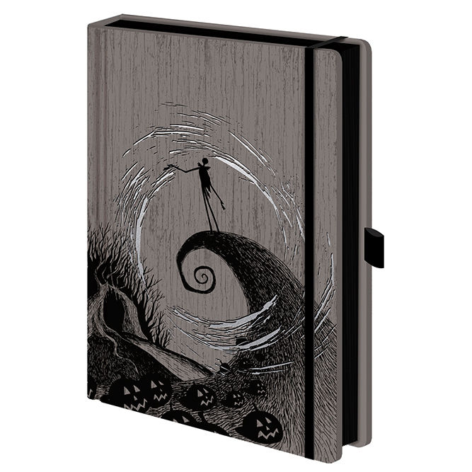 Disney Nightmare Before Christmas Jack A5 notebook