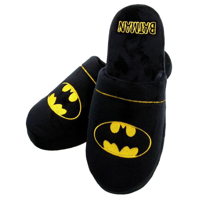 DC Comics Batman mens slippers
