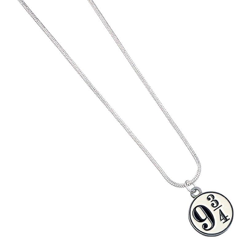 Harry Potter Platform 9 3/4 necklace