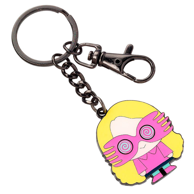 Harry Potter Luna Lovegood keyring