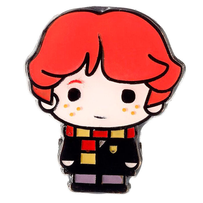 Harry Potter Ron Weasley pin badge