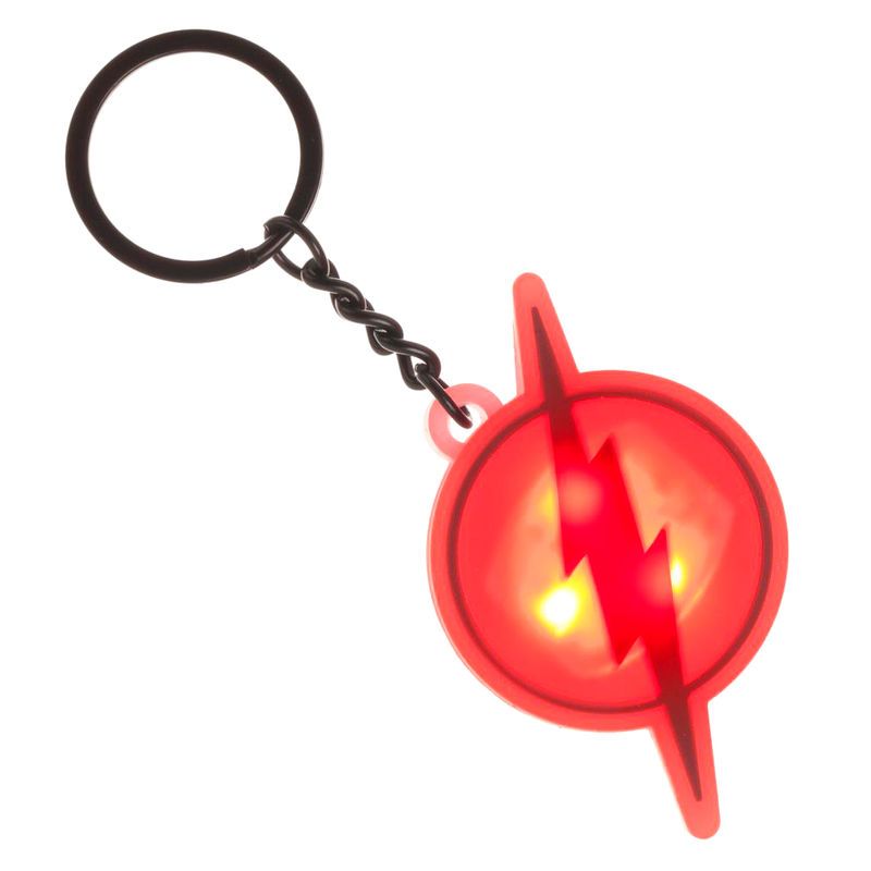 DC Comics Flash led keychain