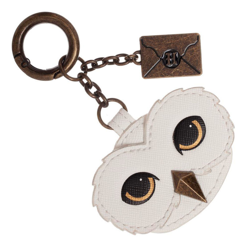 Harry Potter Hedwig letter keychain