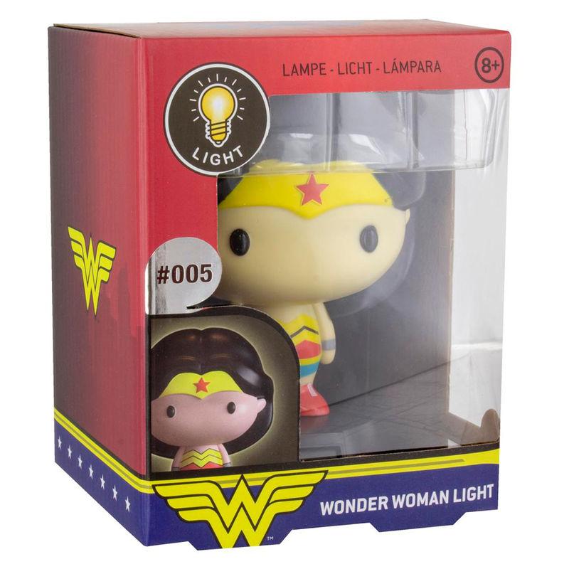 DC Comics Wonder Woman light