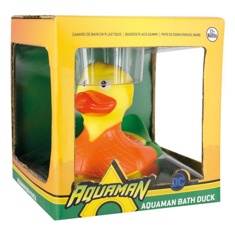 DC Comics Aquaman rubber duck