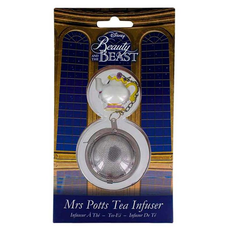 Disney Beauty and the Beast Mrs Potts infuser
