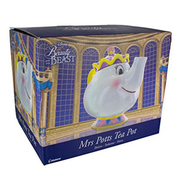 Disney Beauty and the Beast Mrs Potts teapot