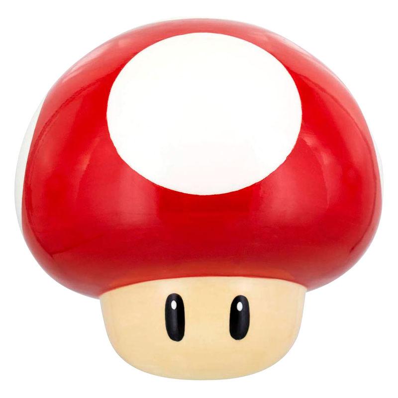 Nintendo Super Mario mushroom cookie jar