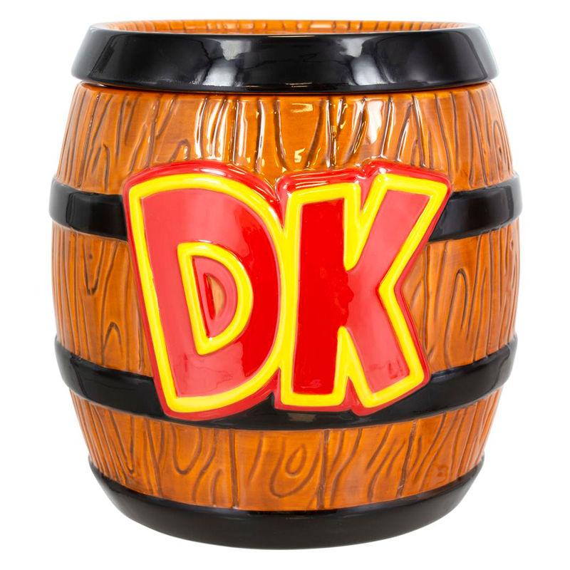 Nintendo Donkey Kong cookie jar