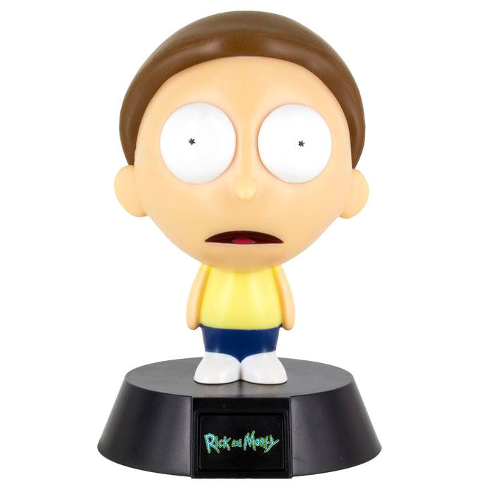 Rick and Morty Morty lamp