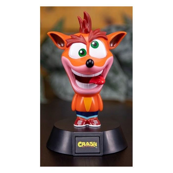 Crash Bandicoot mini light