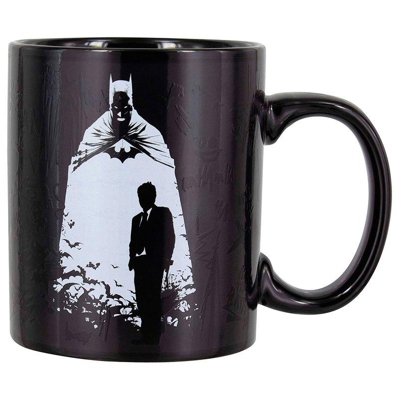 DC Comics Batman change mug