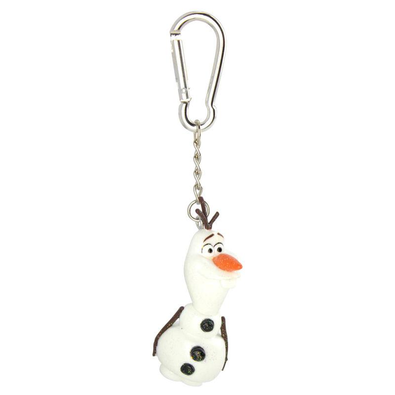 Disney Frozen 2 Olaf backpack keychain