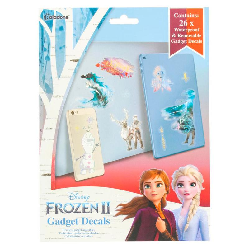 Disney Frozen 2 gadget decals