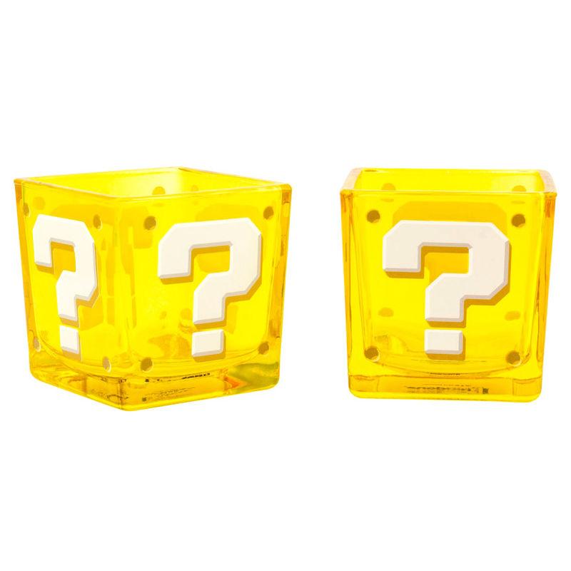 Nintendo Super Mario Question Block