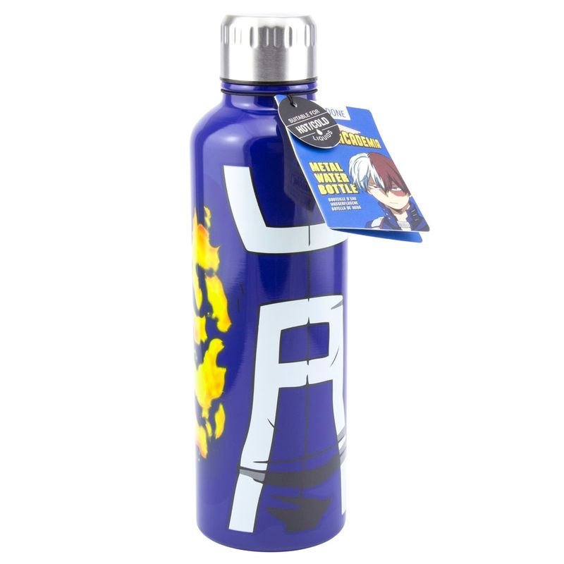 My Hero Academia metal bottle