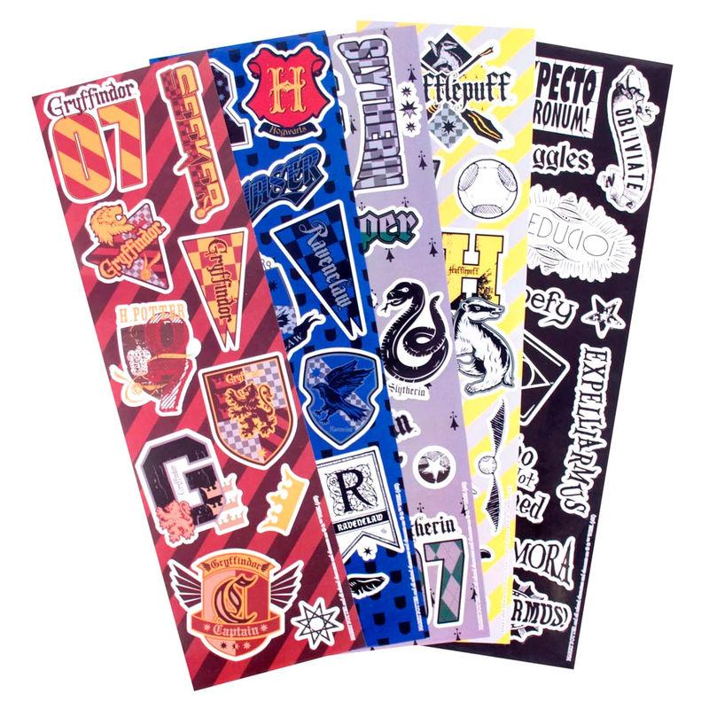 Harry Potter stickers set