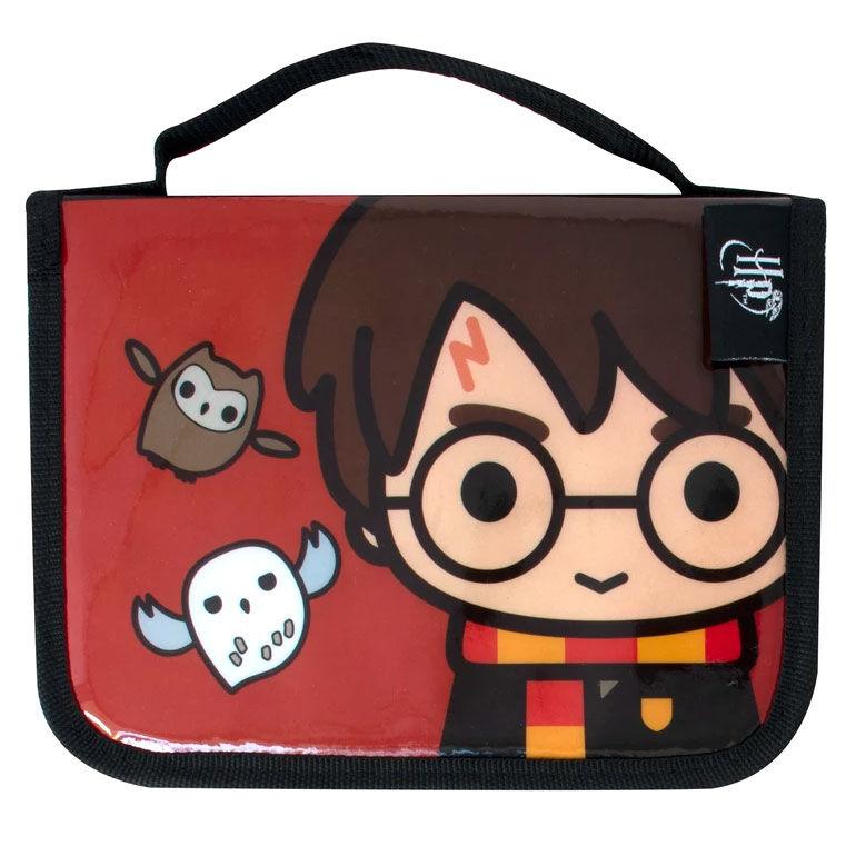 Harry Potter Quidditch pencil case