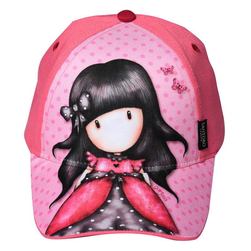 Gorjuss pink cap 54-56