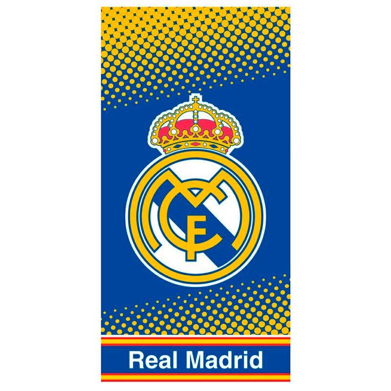 Real Madrid microfibre towel