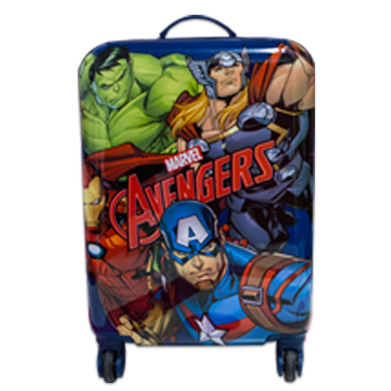 Marvel Avengers trolley suitcase 4 wheels 48cm